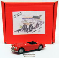 Abingdon Classics 1/43 Scale Model Car AC15219 - 1959 MGA 1500 - Red