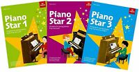 Piano Star - Blackwell & Greally - ABRSM Easy Repertoire : Options Book 1,2 or 3
