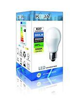 6 x LED lámpara, pera, bombillas, 10 W, sustituye 80 W, frío blanco, e27, Eek a +/Keja