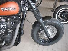 Frontfender Harley Dyna Street Bob Evo Softail Chopper Bobber Caferacer Uni