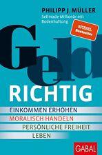 Buch GELDRICHTIG Gabal