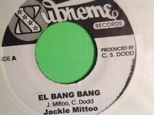 El Bang Bang/i need your loving Jackie Mittoo Studio One