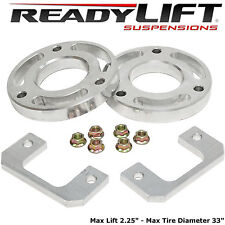 "ReadyLIFT T6 Billet 2007-2013 Chevy Avalanche Leveling Kit 2.25"" 66-3085"