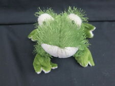 WEBKINZ GREEN FROG NO SECRET CODE FREE SHIPPING FULL SIZE PLUSH STUFFED ANIMAL