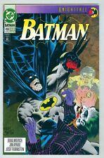 Batman #492 July 1993 VF- Joker