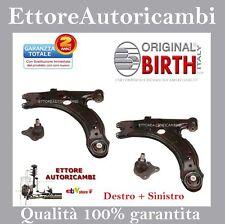 2 BRACCI ANTERIORI BIRTH AUDI A3 96->2003 - NUOVI - TRAPEZI