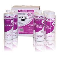 Robelle 30,000 Gallon Triple-Action Chemical Winter Kit