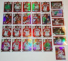 2014 Complete German Soccer Team Red Refractor Panini PRIZM  /149 World Cup $$$$