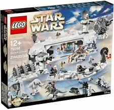 Lego Star Clone Wars 75098 ASSAULT ON HOTH Ultimate Collector Series New Sealed