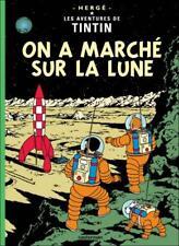 Les Aventures de Tintin. 17. On a marché sur la lune Hergé   Neuf Livre
