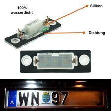 LED Kennzeichenbeleuchtung VW T5 T6 Passat 3C B6 3BG Caddy Touran Golf Plus WP4