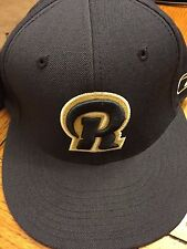 Reebok Fitted NFL St Louis Rams Hat Size 6 7/8 NWT Deadstock