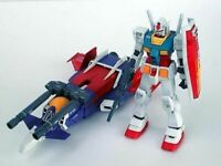 Mobile Suit Gundam GFF #0004 G Armour RX-78 Gundam+G Fighter Act... FROM JAPAN