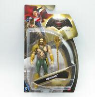 "DC Aquaman Batman Vs Superman Action Figure 6"" NEW FREE SHIPPING"