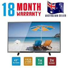 "SONIQ 43"" FHD LED LCD TV (REFURBISHED) T2E43V15C-AU"