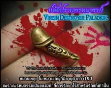 Virgin Destroyer Paladkik Phra Arjarn O Thai Amulet Trade Charm Wealth Love Sex