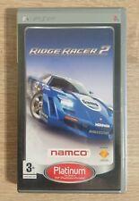 Ridge Racer 2 für PSP Hülle