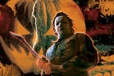 """Michael Myers Halloween """"No Escape"""" 11 x 17 high quality poster"""