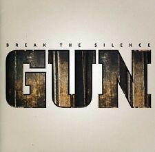Gun - Break the Silence [New CD]