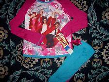 High School Musical 3 Sleepwear 2pc Pajama Set Girls XL Senior Year New