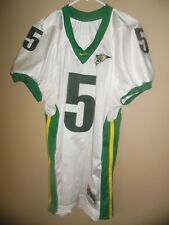 OREGON DUCKS GAME USED  FOOTBALL JERSEY