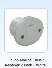 Genuine Tallon Twin Pack Socket Receiver Marine Boat Accessories USA RRP $100