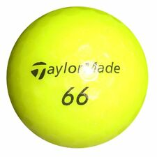 12 Taylormade SuperDeep Yellow AAAA/Near Grade Golf Balls *Free Tees!*