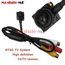 800TVL CMOS PAL CCTV Wired Covert Screw Pinhole Camera Home Security Spy Cam M