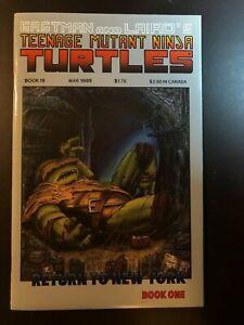 Teenage Mutant Ninja Turtles 19 NM Mirage TMNT T-490