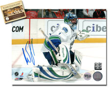 278339ae9 Roberto Luongo Vancouver Canucks Original Sports Autographed Items ...