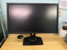 "Dell P2411Hb Professional 24"" Widescreen LED Monitor W/ Cables #203"