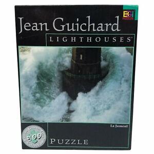 Buffalo Games Collectibles Puzzle Lighthouses Jean Guichard La Jument 500 Piece
