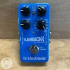 TC Electronic Flashback Delay Guitar Effect Pedal for sale