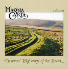 Magna Carta : Deserted Highways of the Heart... CD 2 discs (2014) ***NEW***