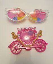 Lelli kelly Little Girls Make Up Set Cinderella Coach   + Sunglasses