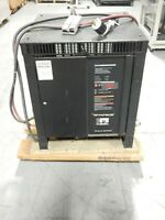 Crown VForce SMC16C-18116YG-00 36V DC Forklift Charger Untested Parts or Repairs