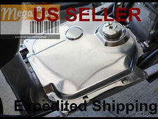 Honda Ruckus Scooter Zoomer 50cc Scooter Stainless Steel Gas Fuel Tank Cover