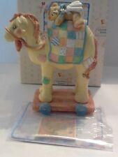 Cherished Teddies 1994 Nativity Camel Pull Toy Mib