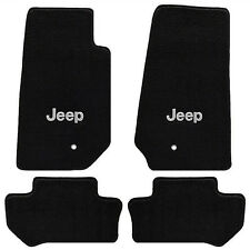 LLOYD FLOOR MATS All Weather Carpet Mats™ For Jeep® fits 2011-2013 Wrangler 2dr