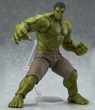 Hulk Avengers Civil War Action Figures Model 17cm Kids Toys Gift Iron Man Batman