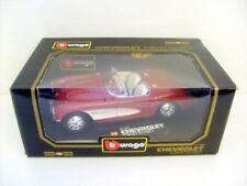 Articoli di modellismo statico Burago per Chevrolet scala 1:8