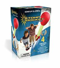 Ultra Stomp Rocket by D+L Company, Outdoor Toy, Game, New, Free Shipping