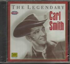 The Legendary Carl Smith  by Carl Smith (CD, Aug-1999, BRAND NEW,FREE SHIP USA