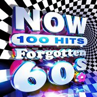 NOW 100 Hits Forgotten 60s - Tom Jones [CD] Sent Sameday*