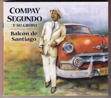 COMPAY SEGUNDO SU GRUPO Balcon de santiago CD CUBANO SON PIO LEIVA CARLOS embale