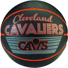 NBA  SPALDING RETRO TEAM BALL CLEVELAND CAVS  SIZE 7