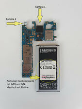 SM-G900F Hauptplatine / Mainboard inkl 2xKamera und Akku für Galaxy S5