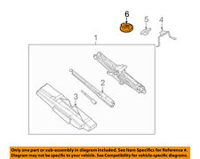 FORD OEM Interior-Rear-Jack Bracket Hold Down 5F9Z1424AA