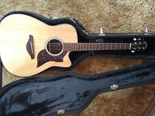 Yamaha A1R-VN acoustic-electric guitar - natural