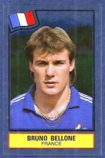 PANINI FOOTBALL SUPERSTARS 1984 -FRANCE-BRUNO BELLONE
